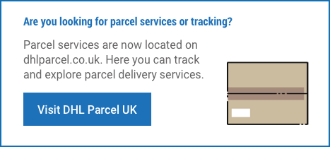 Parcel services and tracking